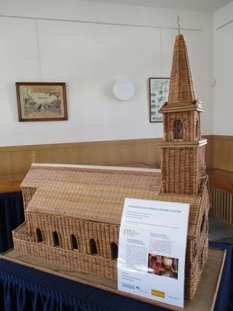 Tentoonstelling in het stadhuis
